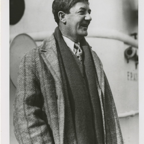 Photograph of Sherwood Anderson  (Ms1973-002)