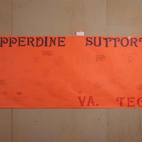 Banner from Pepperdine University