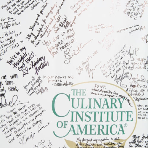 Banner from Culinary Institute of America