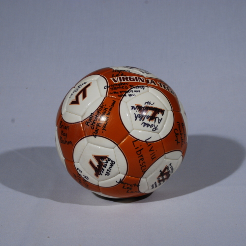 Soccer Ball of Unknown Origin