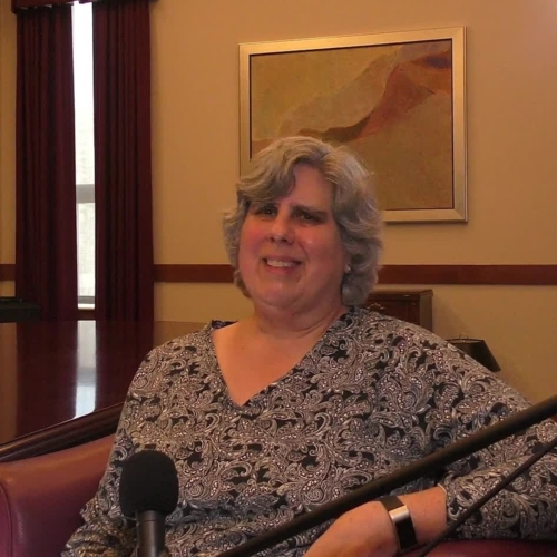 Oral History with Beth Benoit, April 4, 2019 (Ms2019-001)