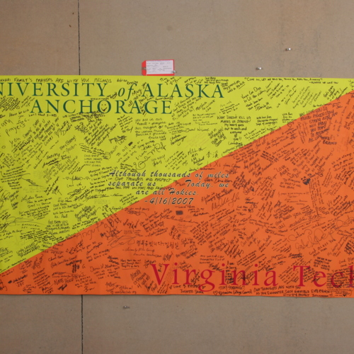 Banner from University of Alaska Anchorage