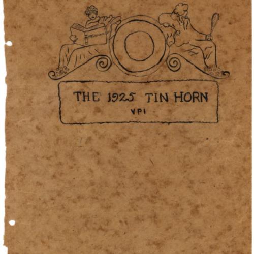 The 1925 Tin Horn