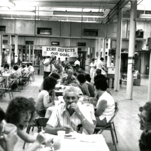 Lunch at the Mill (Ms1989-039)