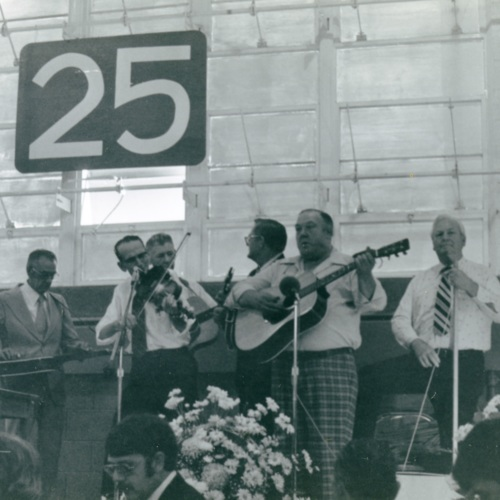 Music at a Mill Event (Ms1989-039)