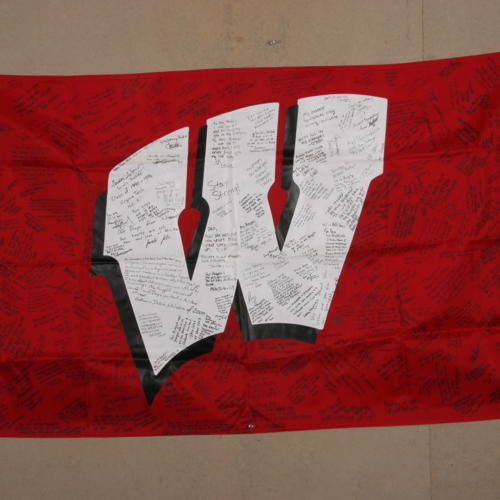 Banner from University of Wisconsin - Madison