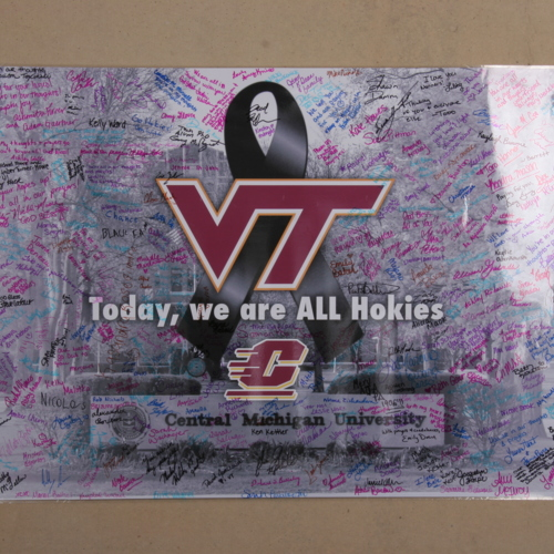Banner from Central Michigan University