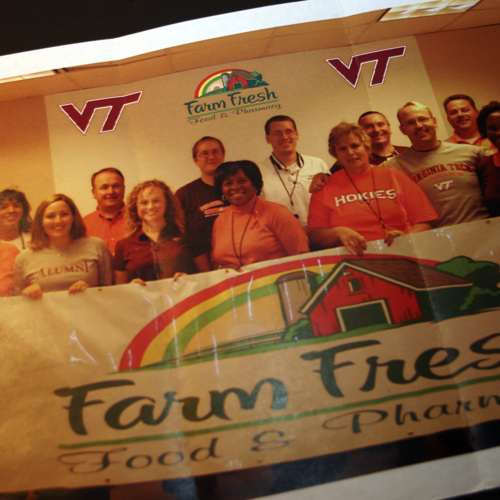 Photograph of Farm Fresh Food and Pharmacy employees