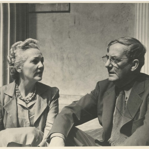 Photograph of Sherwood and Eleanor Anderson (Ms2015-020)