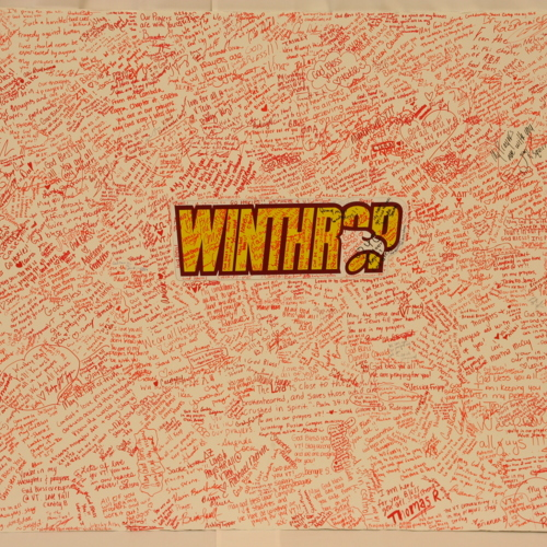 Poster from Winthrop University