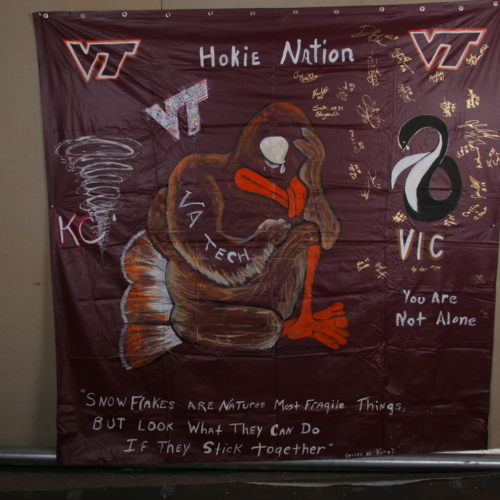 Banner from Virginia Intermont College