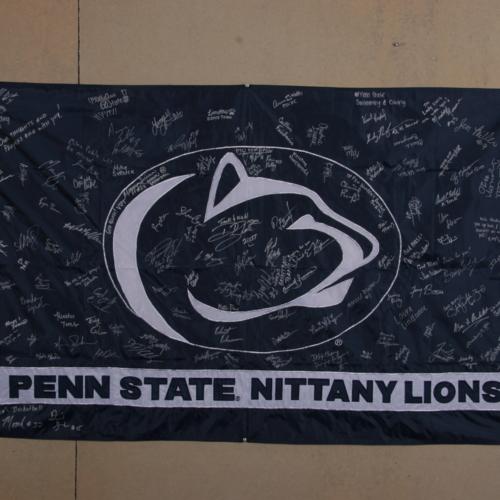 Banner from Pennsylvania State University