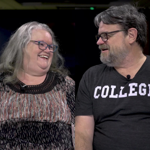 Oral History with Lisa Barroso and Mark Barroso, March 2, 2019 (Ms2019-001)