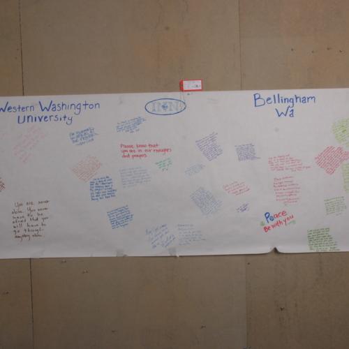 Banner from Western Washington University