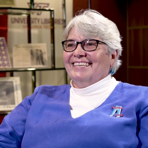 Oral History with Nancy Kelly, January 4, 2019 (Ms2019-001)