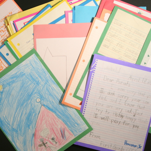 Letters from Corpus Christi Catholic School