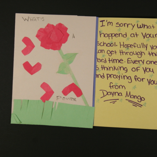 Cards from Lyman High School