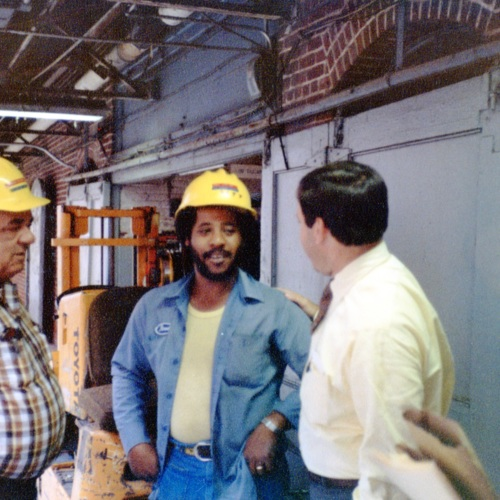 A Mill Employee Conversation (Ms1989-039)