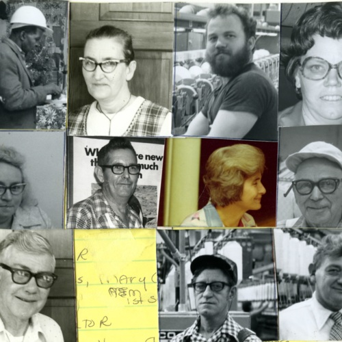 Employee Photo Collage (Ms1989-039)