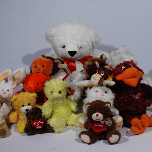 Stuffed Animals of Unknown Origin