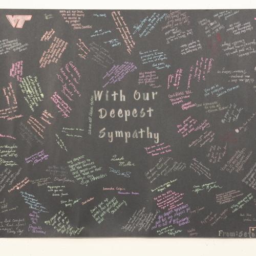 Poster from Seton Hill University
