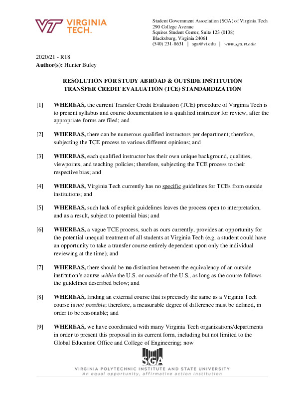 R18_ResolutionforStudyAbroadOutsideInstitutionTransferCreditEvaluationStandardization.pdf