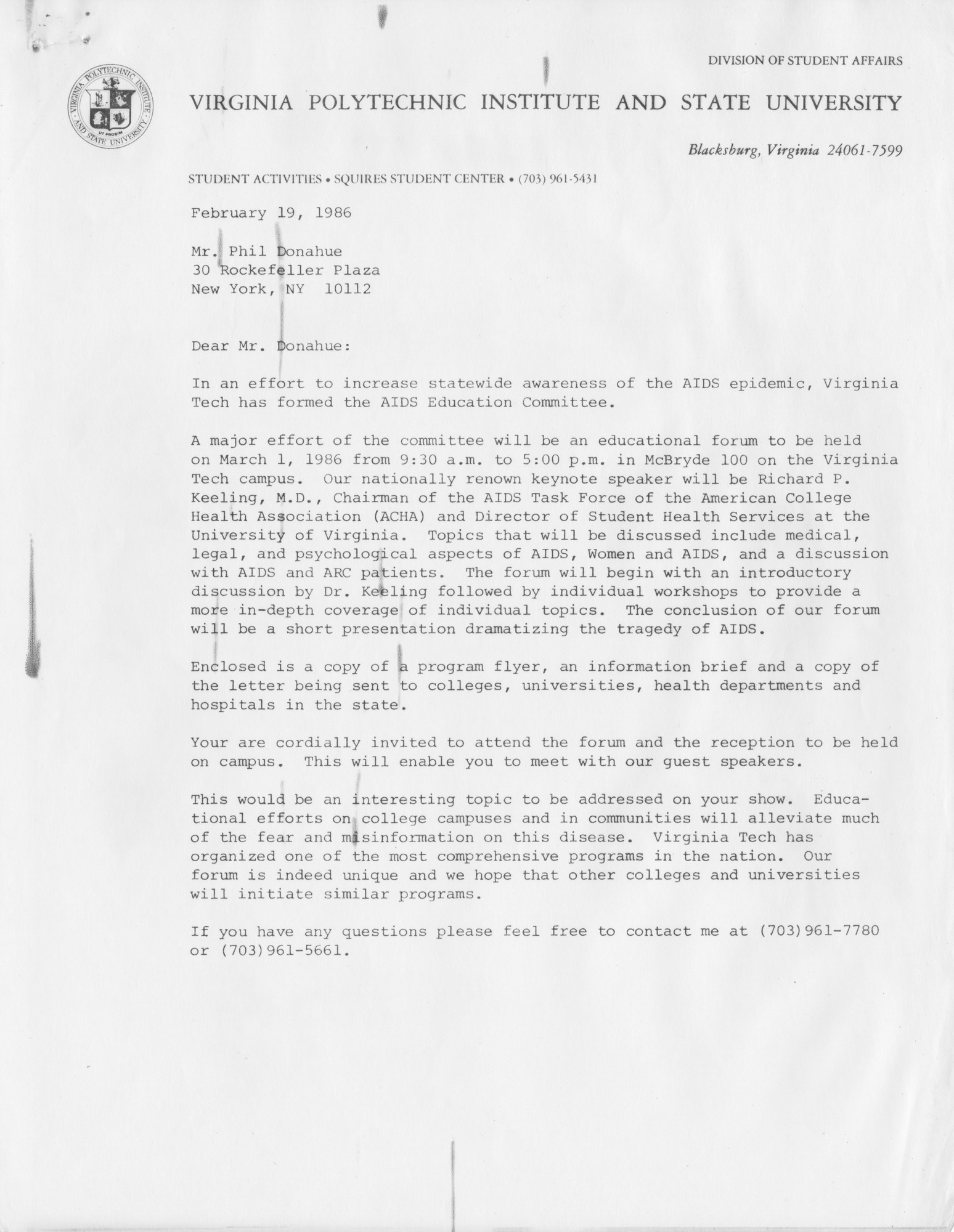 Ms2014-010_WeberMark_CorrespondencePhilDonahue_1986_0219a.jpg