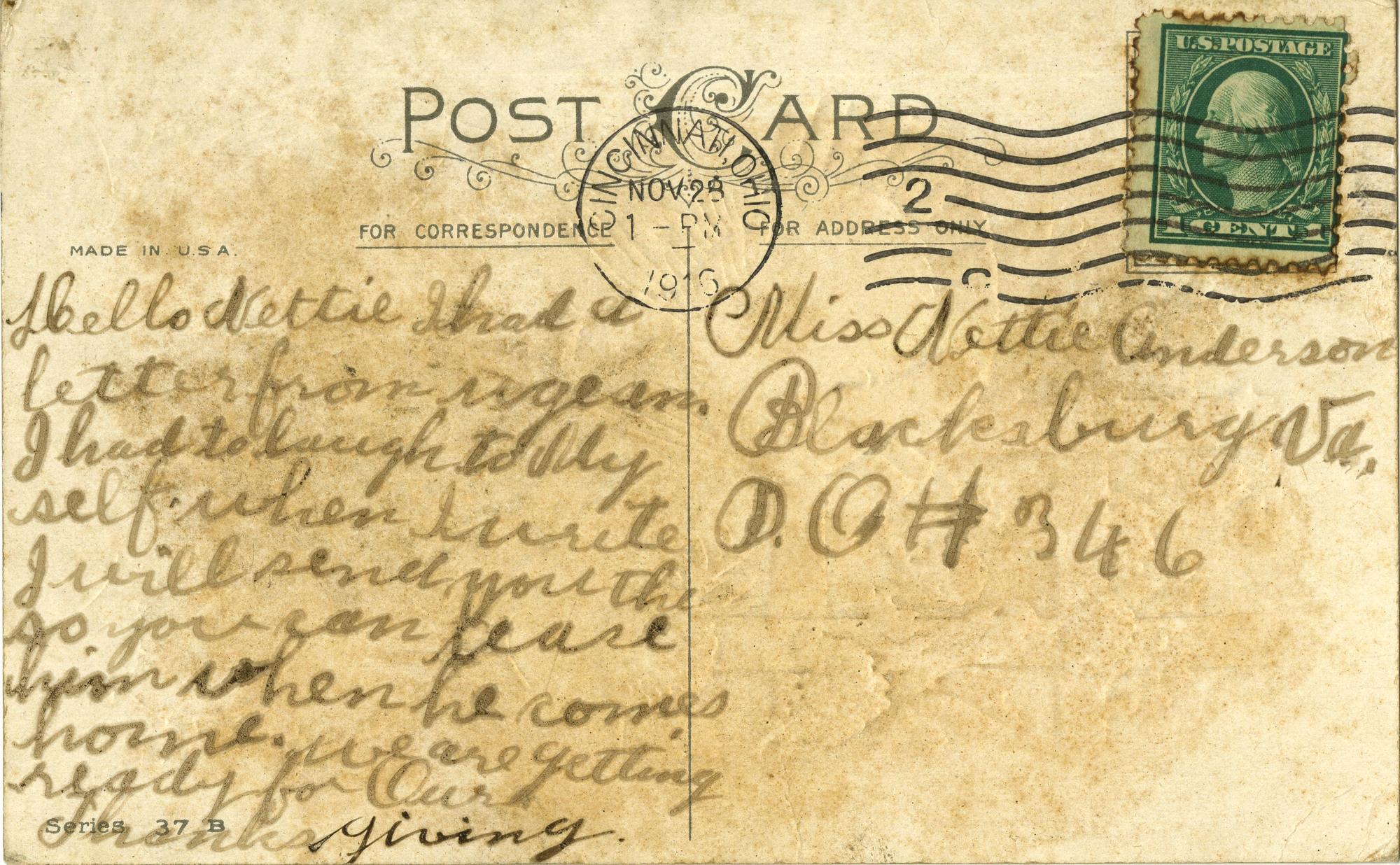 Ms1988_009_oddfellowsHouseholdOfRuthCorresp_postcard_1916_1128a.jpg