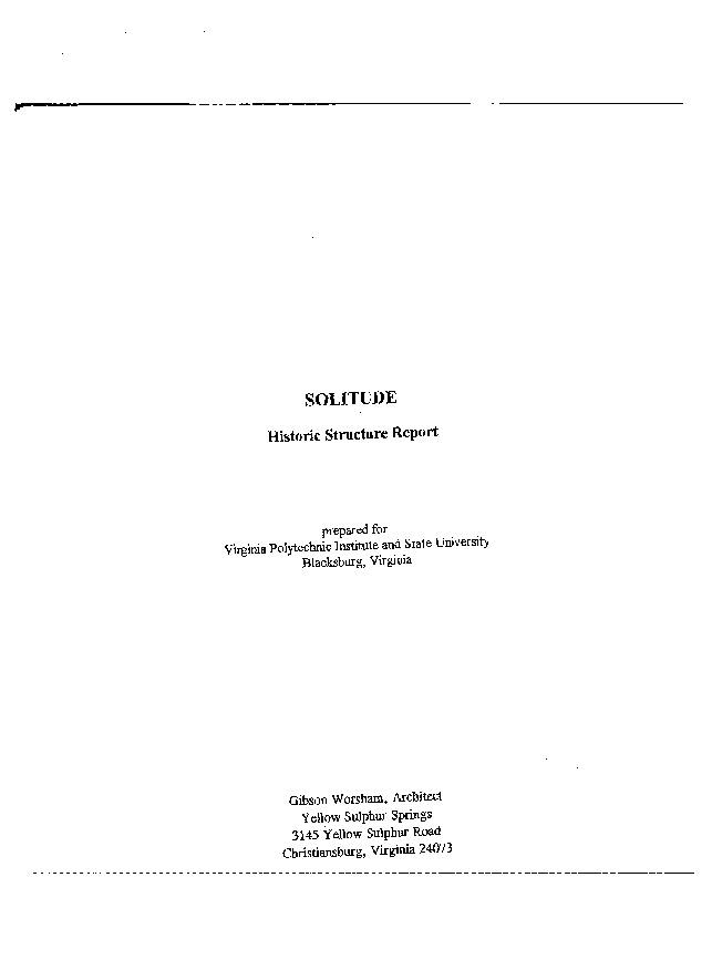 Solitude_HistoricStructureRpt.pdf