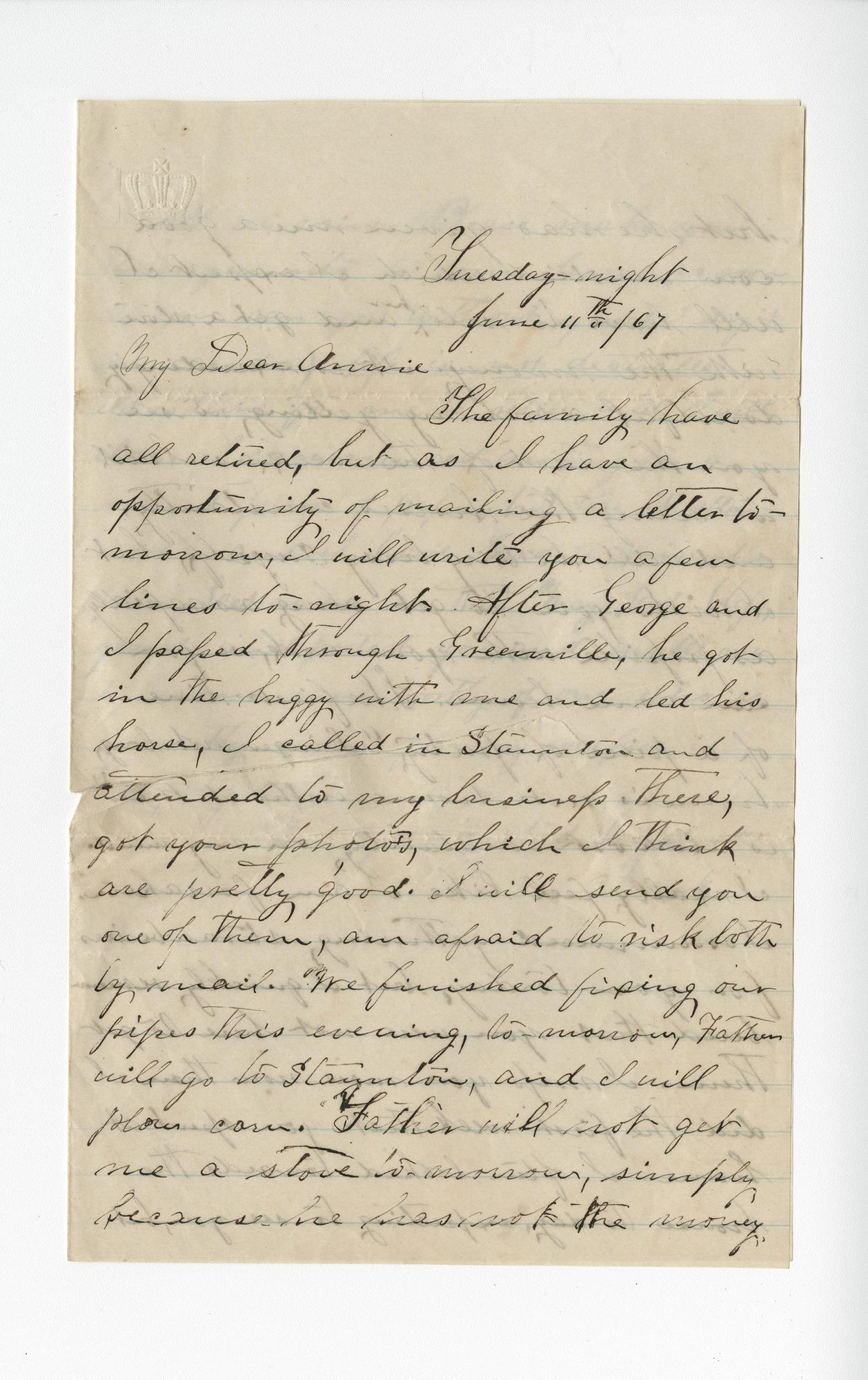 Ms2016-013_HeizerJames_Letter_1867_0611a.jpg
