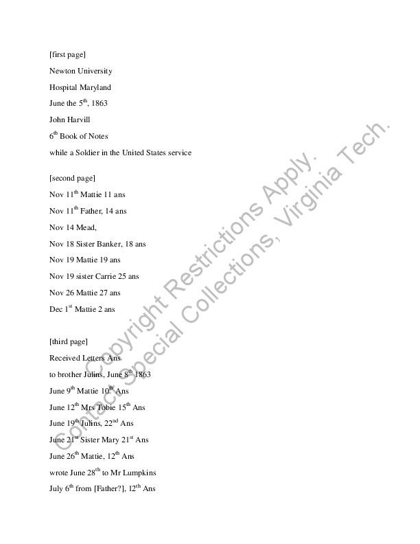 Ms2010-053_HarvilleJohn_Diary6_Transcript.pdf