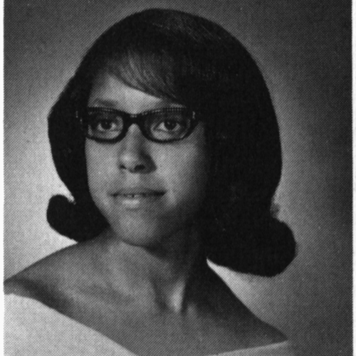 Photograph, Linda Adams, 1968