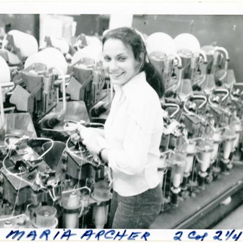 Maria Archer (Ms1989-039)