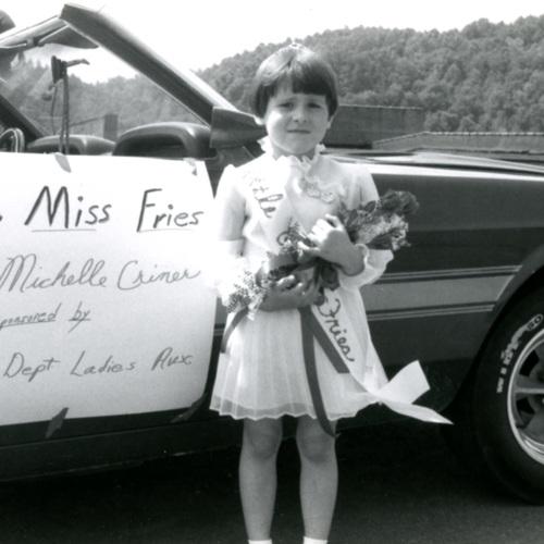 Little Miss Fries (Ms1989-039)