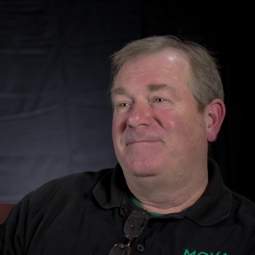 Oral History with Steve Critchfield, March 1, 2019 (Ms2019-001)