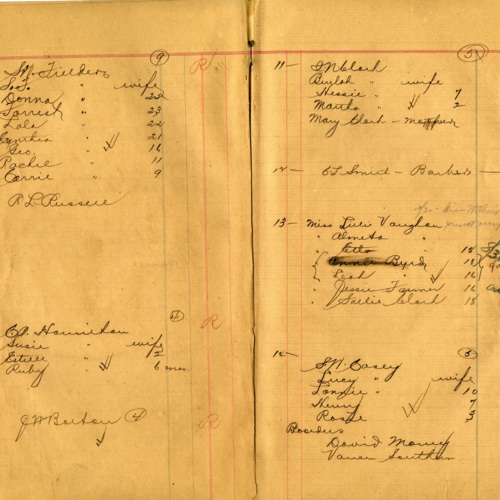 Employee Family Records (Ms1989-039)
