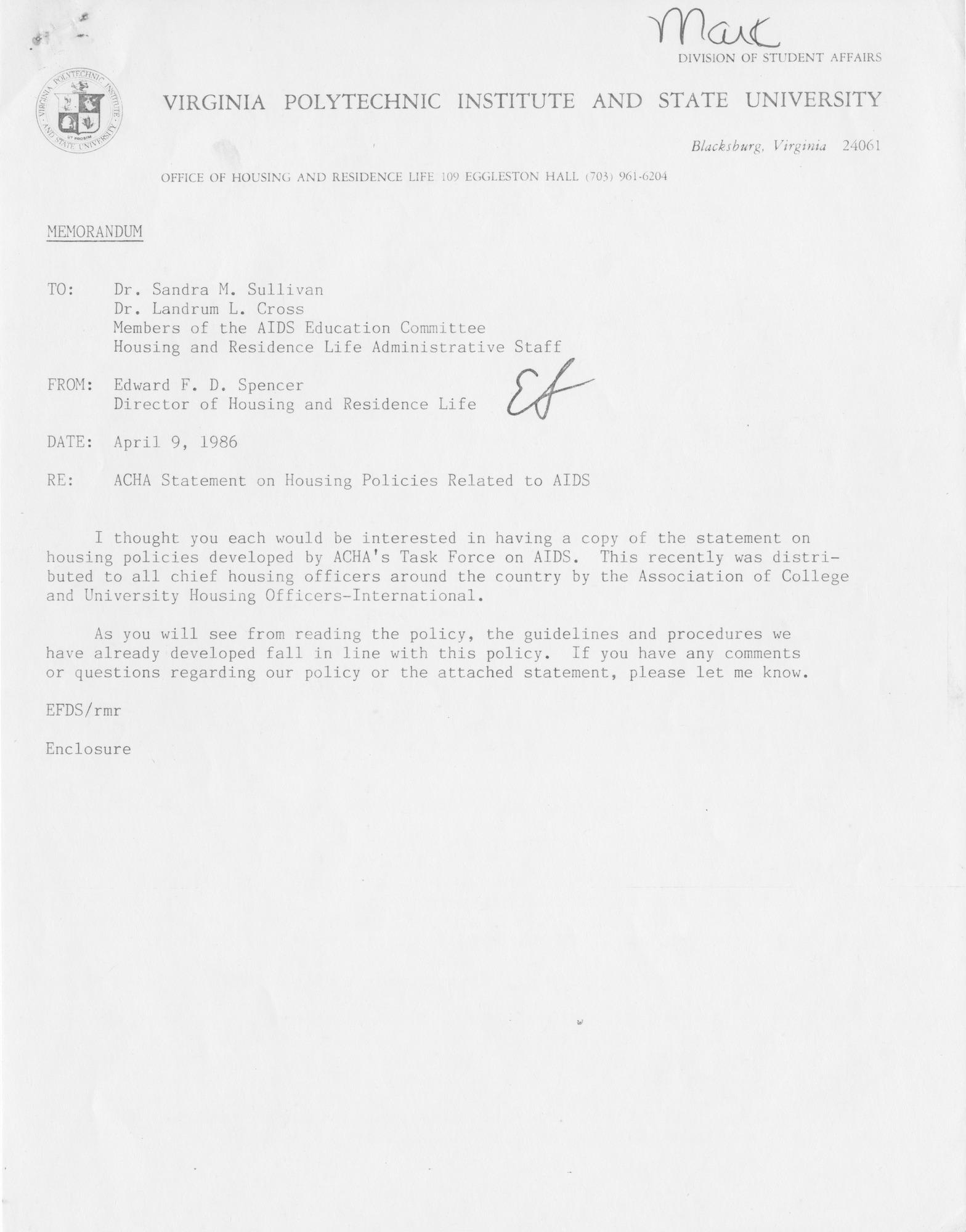 Ms2014-010_WeberMark_CorrespondenceEdSpencer_1986_0409a.jpg