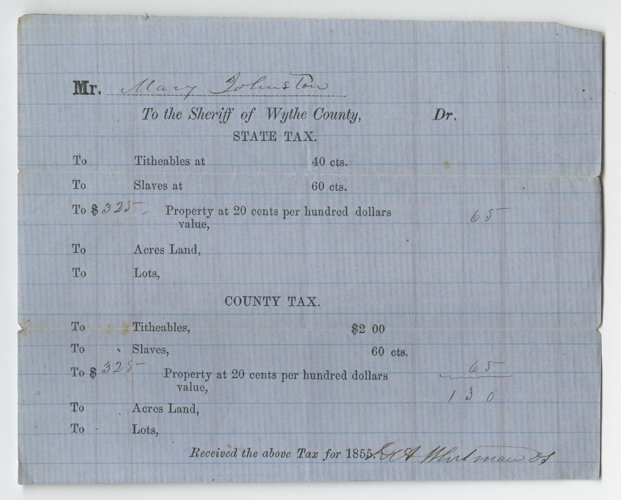 Ms2013_020_YonsonFamily_TaxReceipt1855_034a.jpg