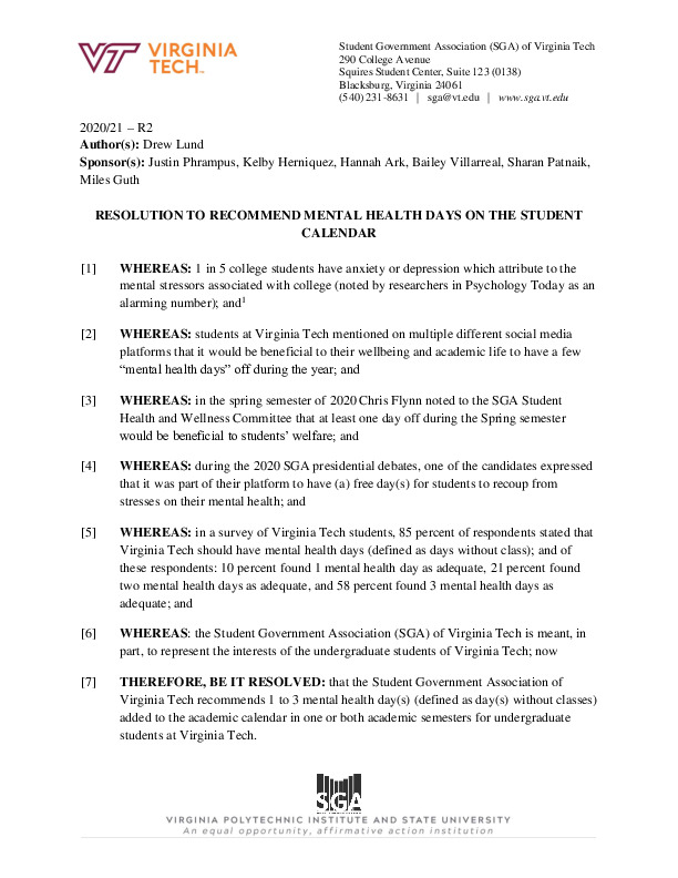 R2_ResolutiontoRecommendMentalHealthDaysontheStudentCalendar.pdf