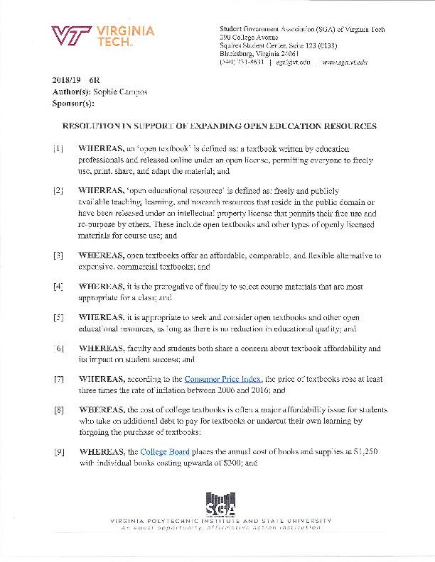 2018_2019-6R_ResolutionInSupportOfOpenEducationResources.pdf