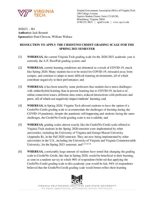 R4_ResolutiontoApplytheCredit-NoCreditGradingScalefortheSpring2021Semester.pdf